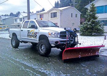 Nanaimo Snow Removal
